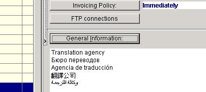 Unicode - translation agency